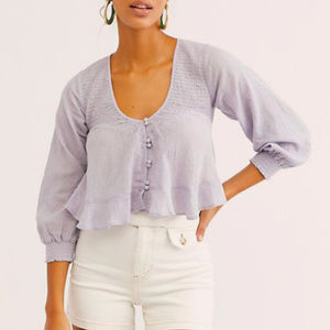Free People Waiting On Summer Top